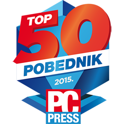 PC Press 2015 nagrada