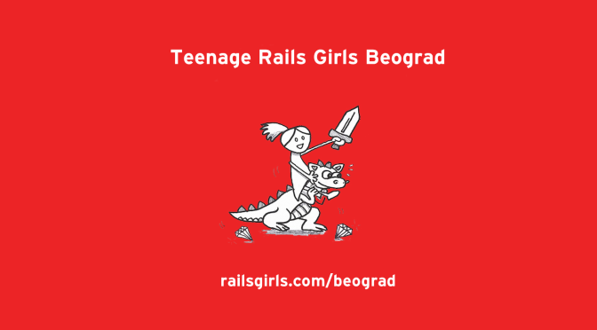Teenage Rails Girls Beograd