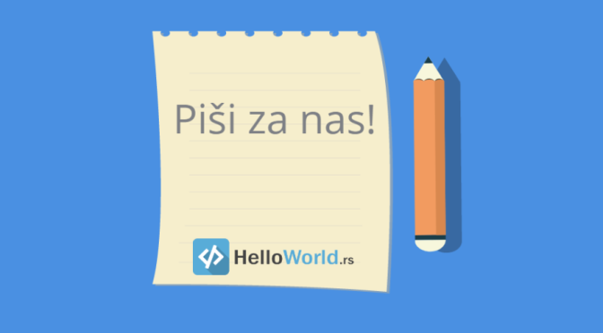 Piši za HelloWorld.rs!