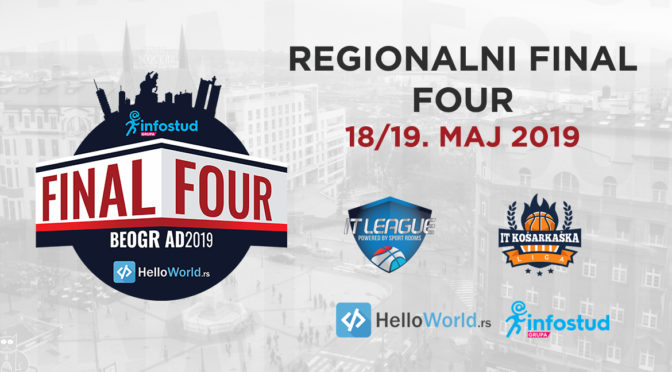 Prvi regionalni HelloWorld Final Four